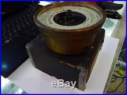 1917 Taylor Instruments Co. Short & Mason 5 Wall Barometer In Box