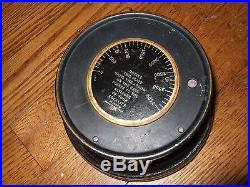 1927 ABERCROMBIE & FITCH BAROMETER TAYLOR STORMOGUIDE