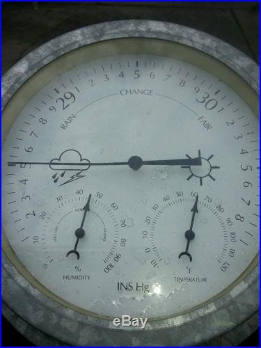 2001 barometer movement Germany