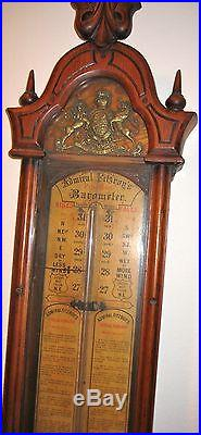 Admiral Fitzroy Barometer (c1865)