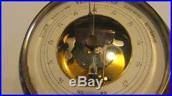 Adolf Heidrich Antique Barometer