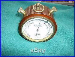 AntiqueTycos Short&Mason gas detector