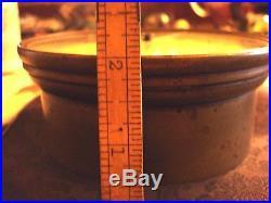 Antique 1801-18 S. THAXTER & SON Boston Brass Enamel Holosteric Barometer WOW