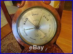 Antique 19th c. J. Casartelli English Barometer