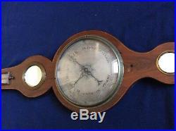 Antique 19th century Barometer 38 Banjo