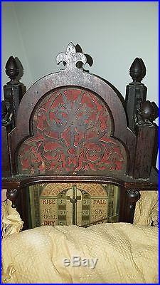 Antique Admiral Fitzroy's Barometer