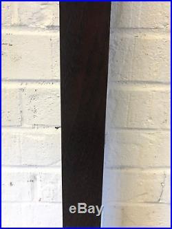 Antique American William Barber Hartford Connecticut Stick Wall Barometer