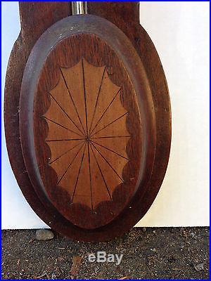 Antique Angle Barometer, Very Rare