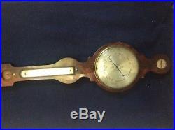 Antique Barometer 1820s G. Roth 43