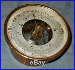 Antique Barometer Andrew J. Lloyd Boston Tycos SM London