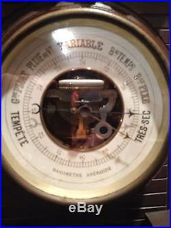 Antique Barometer/Thermometer
