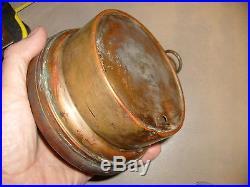 Antique Brass Short & Mason SM Barometer OLD ONE copper
