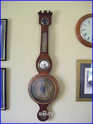 Antique Ca. 1860's Barometer
