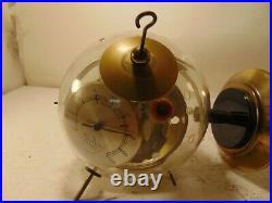 Antique Dutch weather barometer, VERANDERLYK. SHIPS FREE