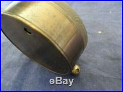 Antique Keuffel & Esser Field Engineering Pocket Surveying Barometer Altimeter