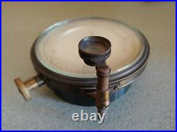 Antique Keuffel & Esser Surveying Aneroid Barometer