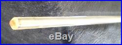 Antique Nautical Stick Barometer with Thermometer C. Wilder Parts or Restore