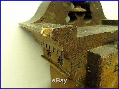 Antique Ross London Stick Barometer
