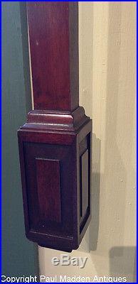 Antique Ship's Marine Barometer H. Negretti circa 1845
