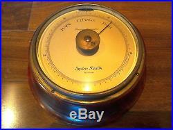 Antique System Paulin Barometer Stockholm