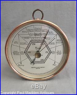 Antique Taylor / Andrew J. Lloyd Stormoguide Barometer 1927
