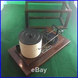 Antique Tycos Barograph Ciclo Stormograph Barometer