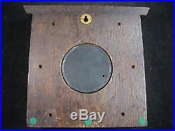 Antique Tycos Barometer Herbert & Huesgen Made in Great Britain As Found