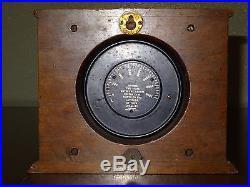 Antique Tycos Stormoguide Barometer