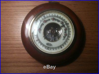 Antique barometer
