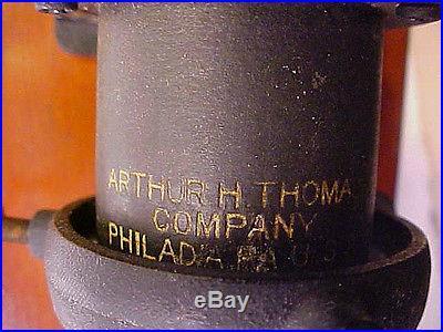 Arthur H. Thomas Philadelphia RA Stick Barometer 192S