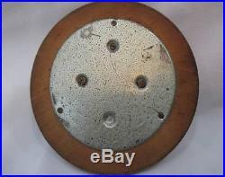 Atco Germany Mahogany 5 Barometer Porcelain Face No. 1651