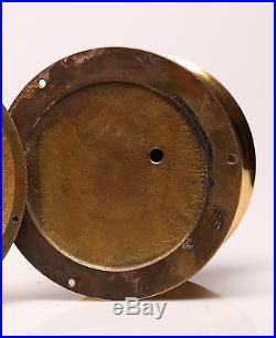 BOSTON Brass Ships Barometer