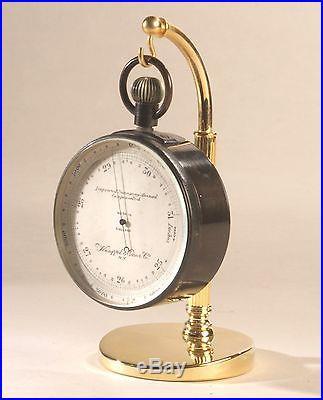Barometer-Large Pocket
