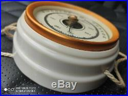 Barometer Russian vintage Serviceable Made in the USSR