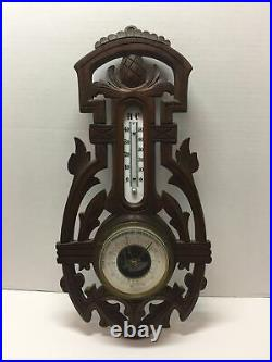 Black Forest Thermometer Barometer
