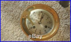 Boston ship clock