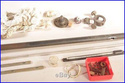 Brass Stick Barometer-Parts only