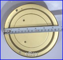 Brass barometer naudet precision holosteric aneroid