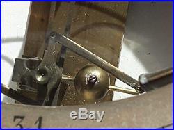 C. 1851 Bourdon & Richards Antique Ship Barometer