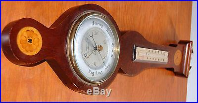 C. 1920 SUPERFECT BAROMETER ENGLAND IMPORTED BY S. E. LASZLO NEW YORK