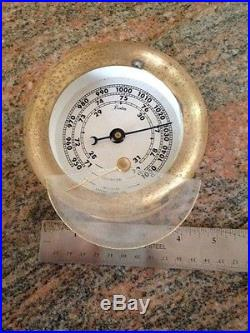 Chelsea Boston Barometer