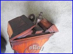 English 1800 antique P. L. D Martinelli & Co Barometer