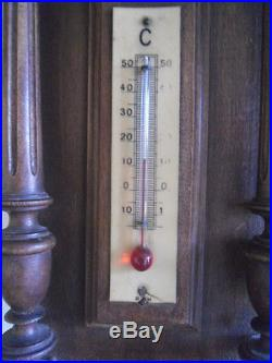 French antiquity barometers thermometer old Henri II / louis xv