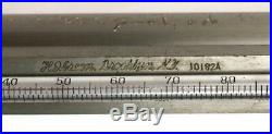 H. J. Green Stick Barometer Late 19th Century, Very Nice Early American Example