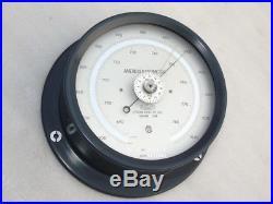 Huge Utsuki Keiki Japan Type 8a Compensated Ships Boat Marine Aneroid Barometer