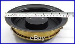 Lilley & Gillie Barometer Brass Marine Vintage Antique Precision Millimeters/bar