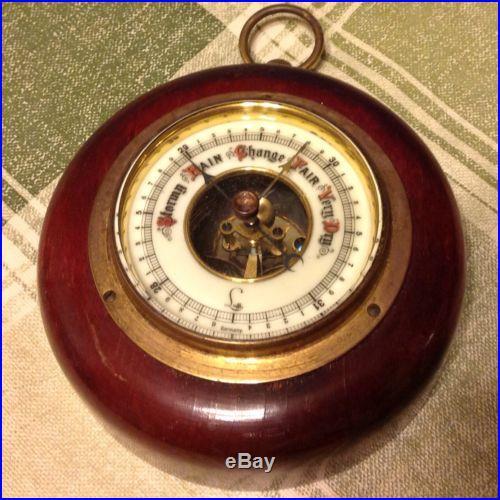 Lufft Barometer Barometers
