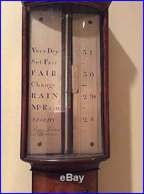 Mathew Berge stick barometer