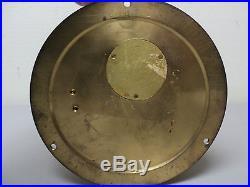 Nice Vintage Boston Chelsea Clock USA Brass Ship's Bell Clock, 5.75
