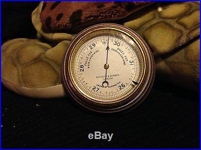 Negretti Zambra Antique and Rare Barometer